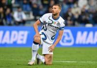 Inter Milan vs Juventus, Edin Dzeko Curhat Hampir Gabung Bianconeri