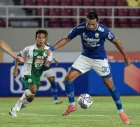 Hasil Persib Bandung vs PSS Sleman di Pekan Kesembilan Liga 1 2021-2022: Maung Bandung Sukses Comeback