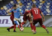 Hasil Liga Eropa Semalam: Napoli vs Legia Warszawa Berakhir 3-0, PSV vs AS Monaco Sengit