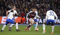 West Ham vs Genk Berakhir 3-0, The Hammers Belum Tersentuh di Liga Eropa