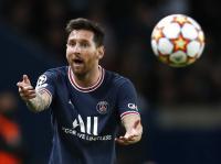 Setelah Dibikin Gagal Hattrick, Lionel Messi Ribut dengan Mauro Icardi