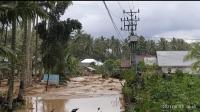 Curah Hujan Tinggi, Banjir Bandang Terjang Tolitoli
