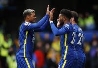 Chelsea Unggul 3-0 Atas Norwich di Babak Pertama