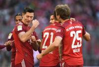 Hasil Bayern Munich vs Hoffenheim di Liga Jerman 2021-2022: Die Roten Menang Telak