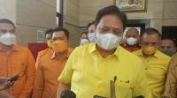 Hadapi 2024, Airlangga Instruksikan Kader Golkar Panaskan Mesin Partai