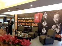 Mahfud MD Beberkan 3 Tingkatan Radikalisme di Indonesia