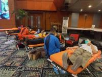 PMI DKI Jakarta Terus Menerus Penuhi Stok Kantong Darah