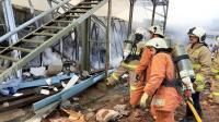 Pasar Kalideres Terbakar, Diduga Disebabkan Korsleting Listrik