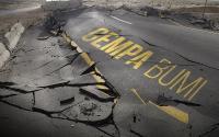 Gempa Berkekuatan M5,4 Guncang Bengkulu