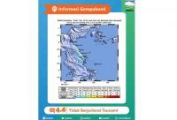 Gempa M 4,6 Guncang Morowali