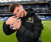 Cetak Hattrick untuk Chelsea, Mason Mount Bawa Pulang Bola sebagai Kenang-kenangan