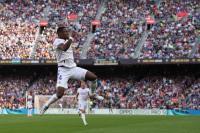 Barcelona vs Real Madrid, David Alaba Bawa Los Blancos Unggul 1-0 di Babak Pertama
