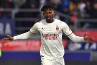 Bologna vs AC Milan, I Rossoneri Unggul 2-0 atas 10 Pemain Tuan Rumah di Babak Pertama