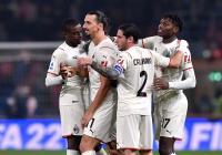 Hasil Liga Italia Semalam: AC Milan Susah Payah Lawan Sembilan Pemain Bologna
