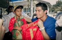 Profil Martunis: Anak Angkat Cristiano Ronaldo yang Terapung di Laut 21 Hari, Begini Kehidupannya Sekarang