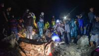 Longsor di Sibolangit, Jalur ke Kota Wisata Berastagi Terputus