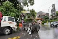 Taiwan Diguncang Gempa 6,5 SR, , Seorang Wanita Terluka Akibat Runtuhan Batu