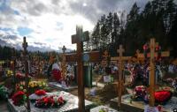 Rusia Laporkan Rekor Kematian Covid-19 Tertinggi Selama 5 Hari Berturut-turut