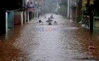 Sungai Kalukku Meluap, Ratusan Rumah di Mamuju Terendam Banjir