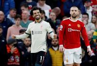 Bantu Liverpool Menang 5-0, Mohamed Salah Cetak Rekor yang Benar-Benar Permalukan Manchester United