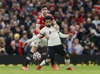 Manchester United Babak Belur Dihajar Liverpool, Harry Maguire Minta Maaf