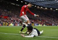 Cristiano Ronaldo Tendang Curtis Jones, Jurgen Klopp: CR7 Harusnya Kartu Merah!