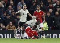 Paul Pogba Kena Kartu Merah di Laga Manchester United vs Liverpool, Scholes: Jangan Main Lagi untuk Man United!