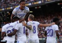 Hasil Liga Spanyol Semalam: El Clasico, Real Madrid Bungkam Barcelona