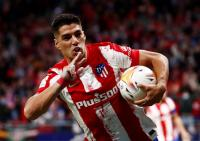 Luis Suarez Selamatkan Muka Atletico Madrid, Diego Simeone Bersyukur Punya Pemain seperti El Pistolero