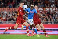 Hasil AS Roma vs Napoli di Pekan Kesembilan Liga Italia 2021-2022: Skor Kacamata Akhiri Laga Ini