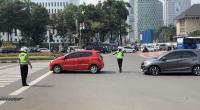 E-Tilang, Pelanggar Ganjil Genap di Jalan MH Thamrin Tak Ditilang Manual
