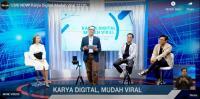 Kominfo Siberkreasi, Ajak Masyarakat Bijak Berliterasi Digital