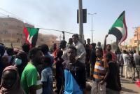 Ditembaki Militer, Setidaknya 7 Orang Tewas dalam Demonstrasi Menentang Kudeta Sudan