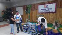 Gerkindo Bagikan Paket Sembako ke Jemaat Gereja GSPDI Filadelfia Malalayang Satu Barat