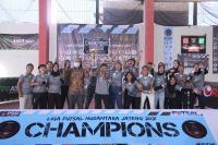 Klub Venus Jatidiri Semarang Mewakili Jawa Tengah ke Liga Futsal Nusantara 2022