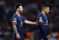 Nasib Miris Lionel Messi di PSG: Gagal Cetak Hattrick, Ribut dengan Icardi hingga Dikucilkan Rekan Setim