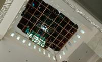 Tersambar Petir saat Hujan Deras, Atap Masjid Ambruk