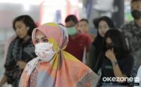 Masuk Pasar Tradisional di Kota Tangerang Kini Pakai Aplikasi Peduli Lindungi