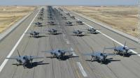 Ini Alasan Jet Tempur Siluman F-35 AS Lebih Unggul dari Jet Tempur Rusia dan China