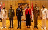 Panglima TNI RI Raih Penghargaan Kehormatan Order of Australia