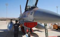 Israel Gelar Latihan Angkatan Udara Terbesar saat Kunjungan Panglima AU dari UEA