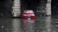 Badai Dahsyat Terjang Italia, Sebabkan Banjir Besar dan Tewaskan Setidaknya 2 Orang