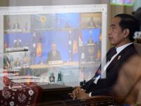 Jokowi di KTT ASEAN-Australia: Indonesia Tak Ingin Kawasan Ini Jadi Ajang Perlombaan Senjata