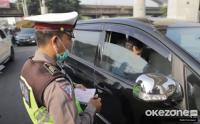 Puluhan Pengendara Diputar Balik saat Ganjil Genap, Awas Besok Sanksi Rp500 Ribu Berlaku!
