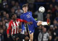 Chelsea Unggul Tipis Atas Southampton di Babak Pertama
