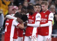 Hasil Arsenal vs Leeds United di Piala Liga Inggris 2021-2022: The Gunners Melaju ke Perempatfinal