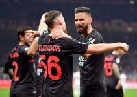 Hasil AC Milan vs Torino di Liga Italia 2021-2022: Giroud Bawa Kemenangan untuk Rossoneri