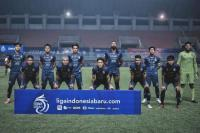 Arema FC vs Persita Tangerang, Eduardo Almeida Singgung Jadwal yang Padat