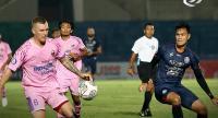 Hasil Arema FC vs Persita Tangerang di Pekan Kesembilan Liga 1 2021-2022: Gol Edo Febriansyah Selamatkan Pendekar Cisadane dari Kekalahan