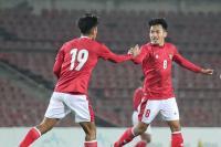 Timnas Indonesia U-23 vs Timnas Australia U-23, 2 Pemain Klub Eropa Ini Cetak Gol Berkelas